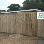 Fencing by SKM Privacy Screen